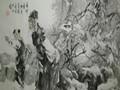 """2012广州艺交会--""""浓淡之间的古典神韵""""韩奎汉精品水墨画作"""