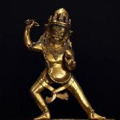 金粟神光-中国金铜佛造像