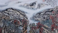 李白诗行——许培武摄影展(广州站)