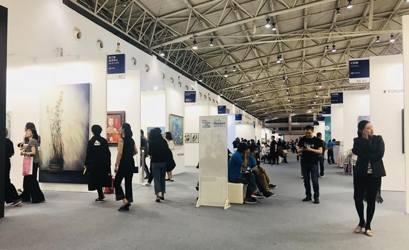 2018艺术北京昨日圆满落幕