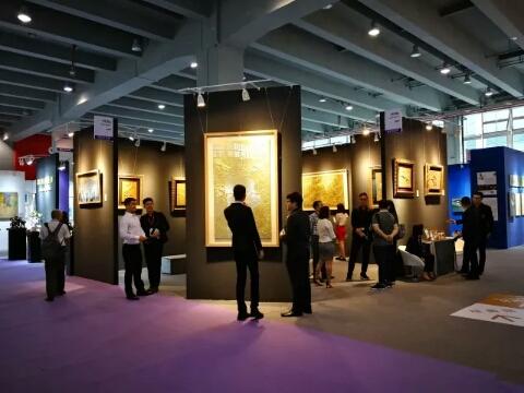 广州艺博会圆满落幕