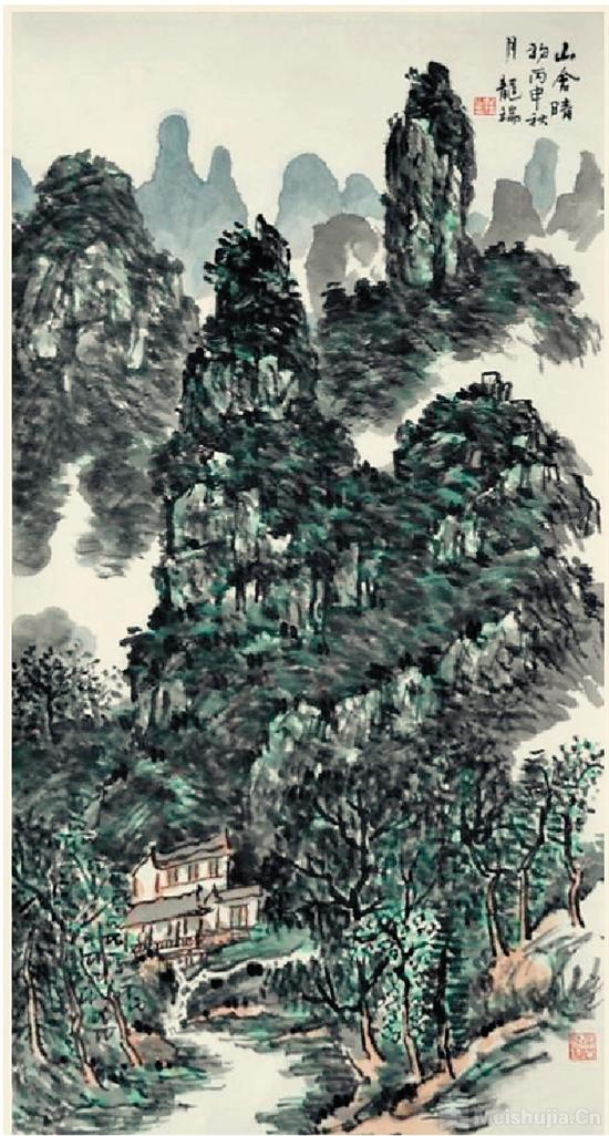 山水之约——中国大城市专业画院优秀作品联展 暨中国大城市专业画院学术年会(第八回)