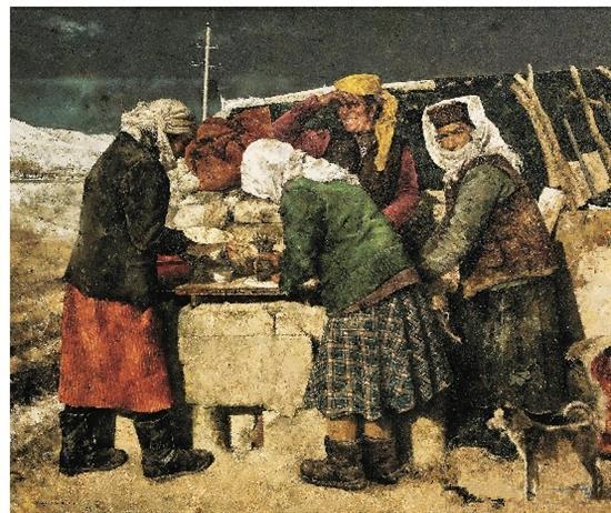 高原·高原——第七届中国西部美术展油画雕塑年度展