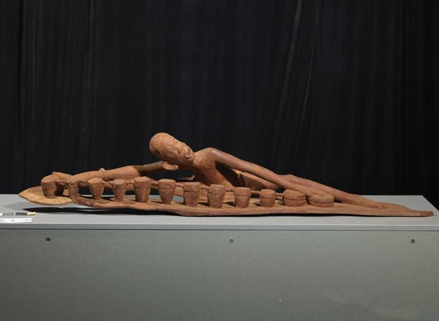 生命之树——中国美术馆藏非洲木雕艺术展