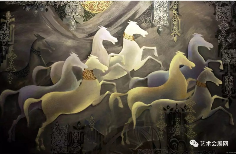 首届深圳大芬国际油画双年展