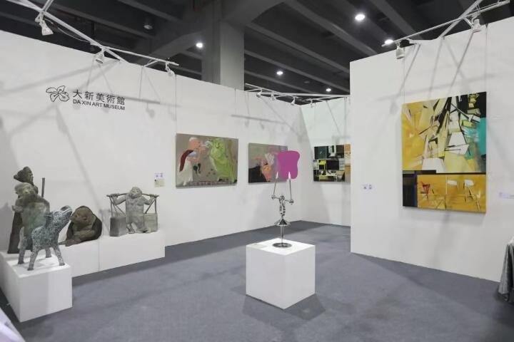 2018广州秋季艺博会12月3日落幕