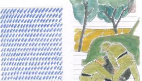 鸡毛信——陈侗的一个水墨计划 (5)