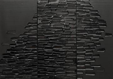 皮埃尔 • 苏拉吉个展:超越黑色百年展