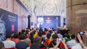 """""""设计中国北京""""在798尤伦斯艺术中心举办新闻发布会"""