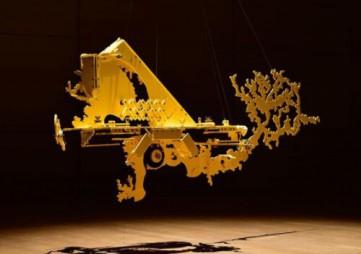 折叠城市:A4国际艺术家驻留项目展览
