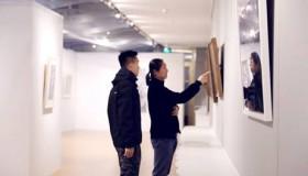 丝域东方――官其格古代壁画手稿展