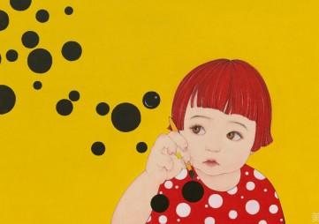 童梦复兴——那小先绘画展