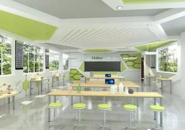 2020年北京教育展-创客教育主题展示区