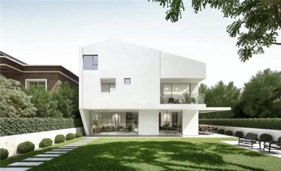 19方形住宅