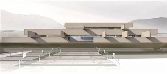 47山东书院建筑设计方案