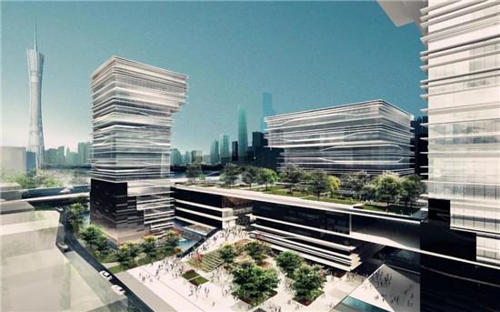 88广州报业文化中心