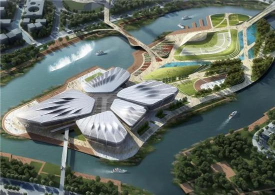 94 �V�|里湖文化中心