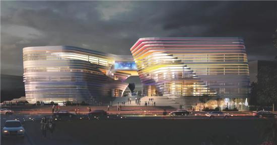 95 莆田文化艺术中心