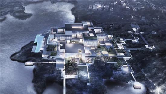 101 太原云竹湖艺术酒店