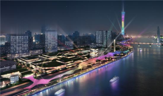107 琶醍沿江规划概念方案