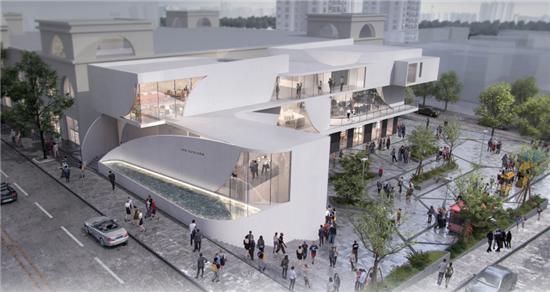 112 重庆欧街九二项目示范区